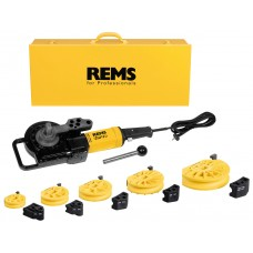 Трубогиб электрический REMS Curvo Set 14-16-18-22-28 Трубогибы