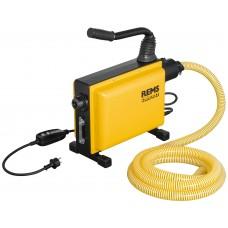 Электрическая машина для прочистки труб REMS Cobra 22 Прочистка канализации