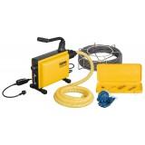 Машина для прочистки канализационных труб REMS Кобра 22 сет 16 для труб 25-125 мм