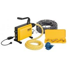 Машина для прочистки канализационных труб REMS Кобра 22 сет 22 для труб 50-150 мм Прочистка канализации