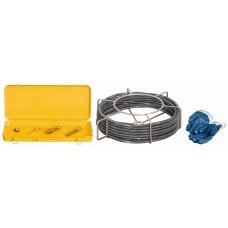 Spirali i rabochiy instrument REMS 16 mm Prochistka kanalizatsii