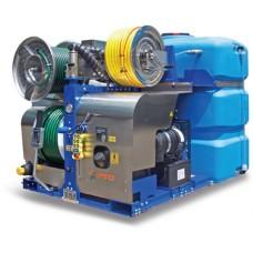 Каналопромывочная установка PTC Moses 60/200 Каналопромывочные машины PTC | Masterfluid