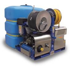 Каналопромывочная установка PTC Moses 102/150 Каналопромывочные машины PTC | Masterfluid