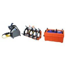 Ritmo Basic 160 With Inserts diam 40-140 mm Сварка пластиковых труб и конструкций