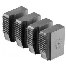 Резьбонарезные плашки Rems R 3/4 Резьбонарезной инструмент