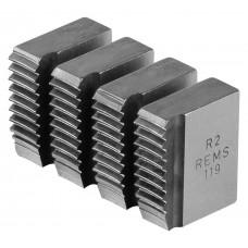 Резьбонарезные плашки Rems R 2 Резьбонарезной инструмент