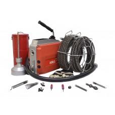 Электромеханическая машина для прочистки труб VOLL V-Clean 150 Прочистка канализации