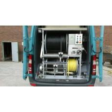 KROLL Rojet 50/120 Машины для прочистки канализации