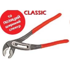 """Переставные клещи MGF Classic 7"""" Ключи"""