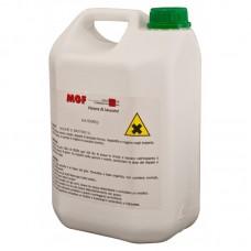 Жидкость против водорослей, бактерий и вирусов MGF 5л Промывка теплообменников