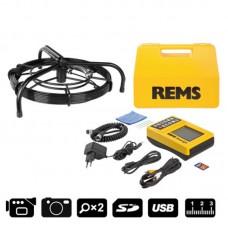 Rems КэмСис Color 10 К Оборудование для телеинспекции труб