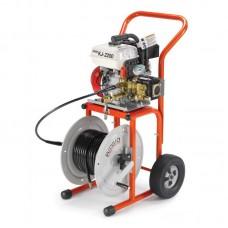Ridgid KJ-2200 C Прочистка канализации