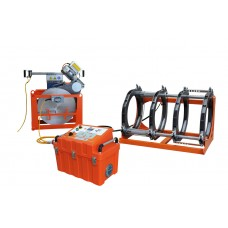 Ritmo Delta 500 Easy life with inserts 200-450 mm Сварка пластиковых труб и конструкций