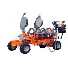 Ritmo Delta 355 ALL TERRAIN (Gasoline) Сварка пластиковых труб и конструкций