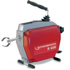 Rothenberger R-600 Машины для прочистки канализации